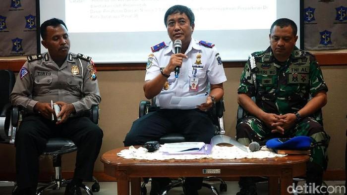 Kadishub Surabaya Irvan Wahyudrajat