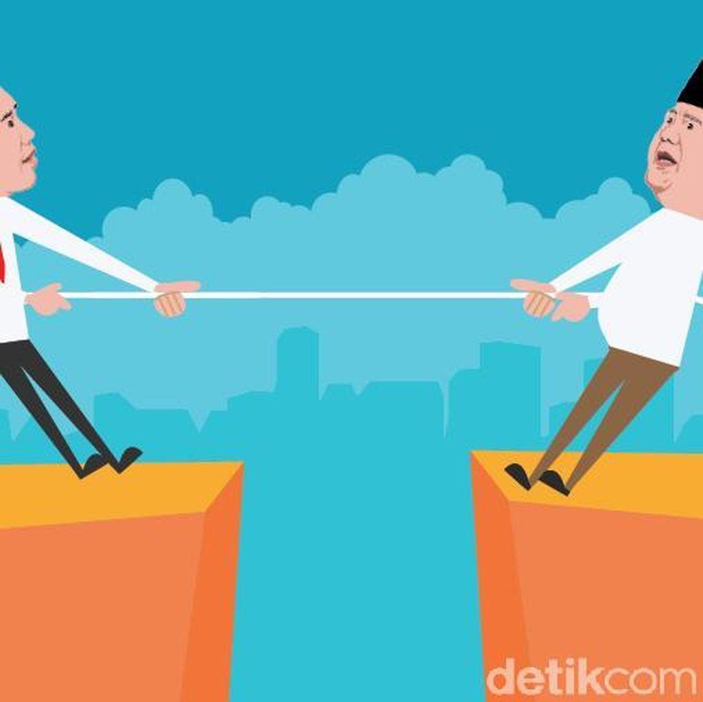 Strategi Pro-Jokowi Tangkal Prabowo-Sandi di Jateng