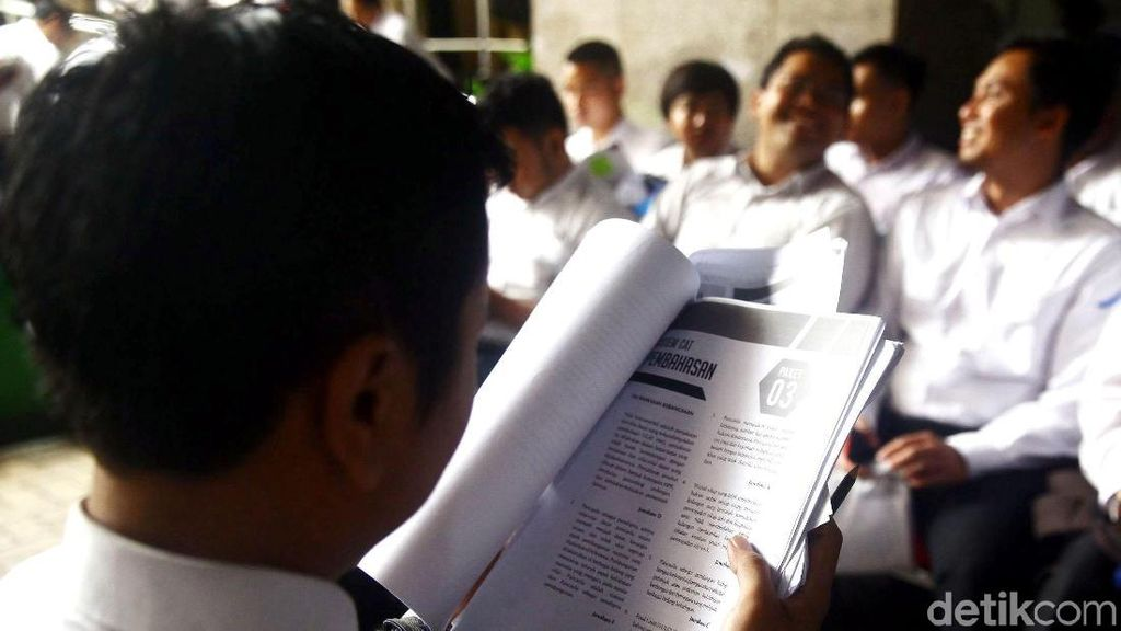 556 Pelamar CPNS Kemenristekdikti Ikut Tes Susulan