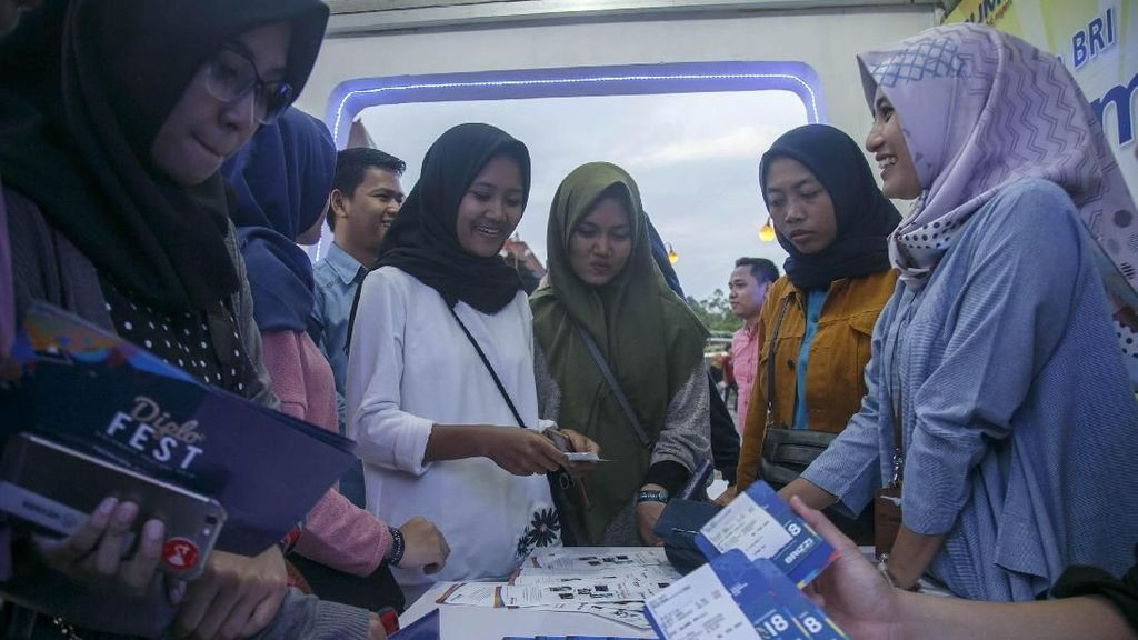 BRI Dukung Kemlu RI Gelar DiploFest di Yogyakarta