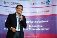 Kecanggihan IoT 'Blusukan' ke 5 Kota di Indonesia
