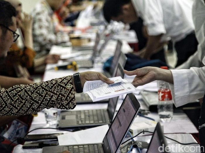 Doa Menghadapi Ujian CPNS yang Pendaftarannya Dibuka 11 November/Foto: Pradita Utama