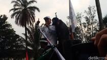 Temui Massa Aksi Bela Tauhid di Bandung, Uu: Jaga Persatuan