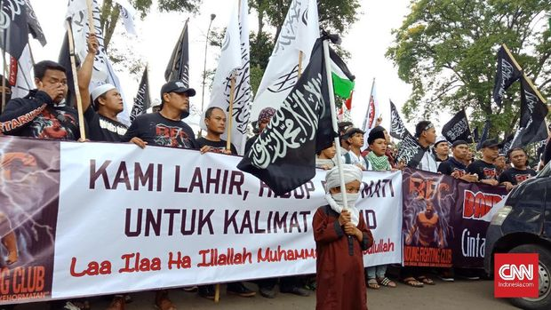 FPI Surabaya Tunda Aksi Bela Tauhid