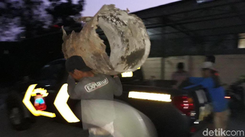 Mayat Dicor Dalam Drum, Ini yang Terjadi pada Tubuh Manusia yang Disemen