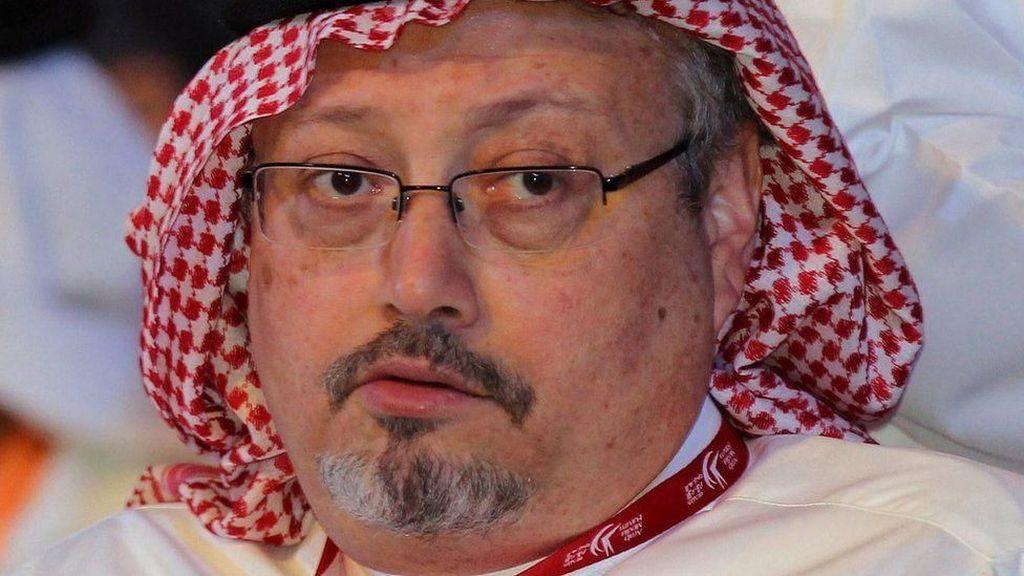 Khashoggi Akan Dapat Penghormatan saat Pesta Tahun Baru di New York