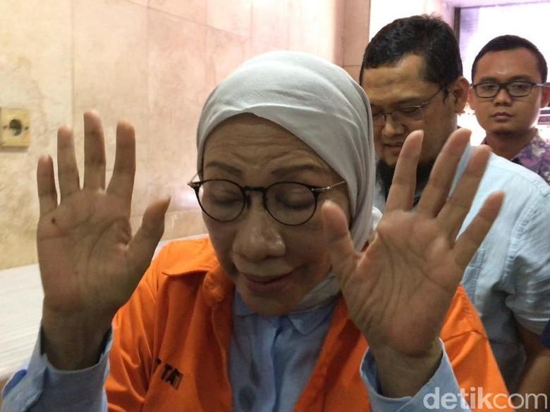 Berkas Hoax Ratna Sarumpaet Dilimpahkan ke Kejaksaan