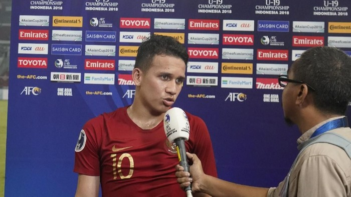 Egy Maulana Vikri. Foto: 2018 Asian Football Confederation (AFC)