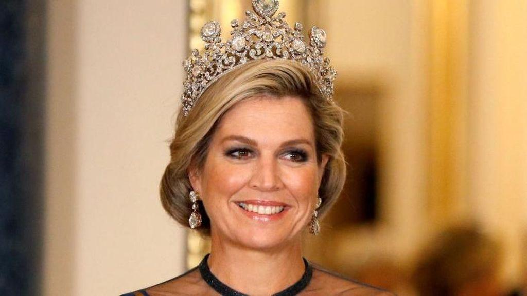 Foto: Ratu Maxima dari Belanda yang Merakyat, Naik Sepeda Saat Tugas Kerajaan