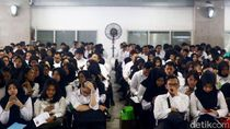 Hanya 4 Peserta yang Lolos Uji Kompetensi CPNS Kemenag Aceh