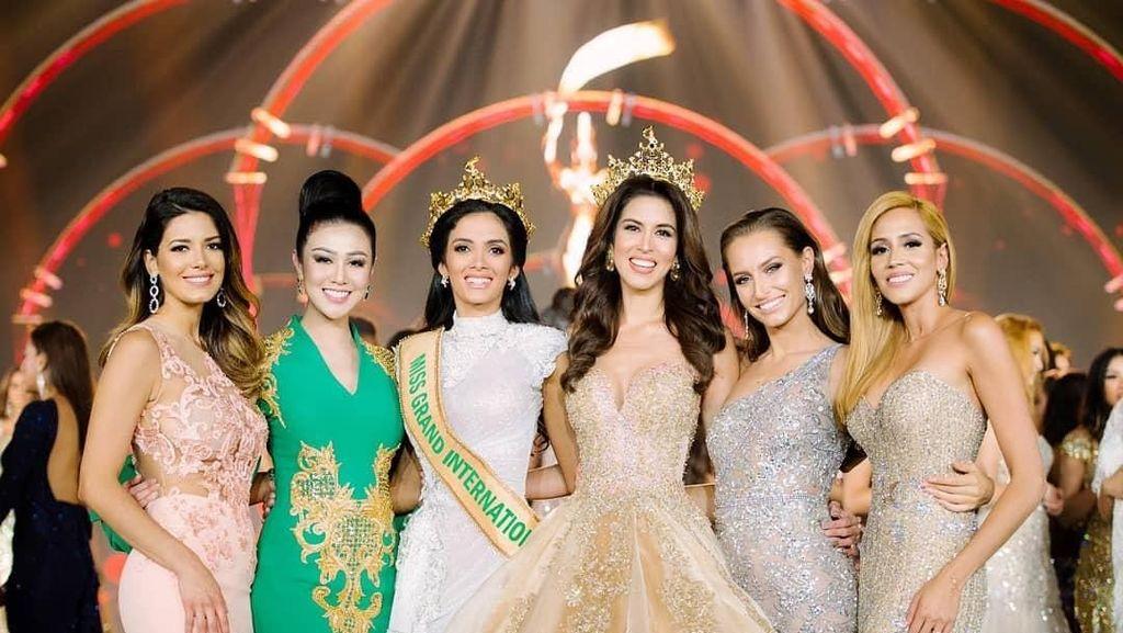 Miss Grand International 2018 Clara Sosa Ternyata Chef Profesional