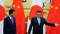 Foto: Upacara Penyambutan Kenegaraan PM Shinzo Abe di Beijing