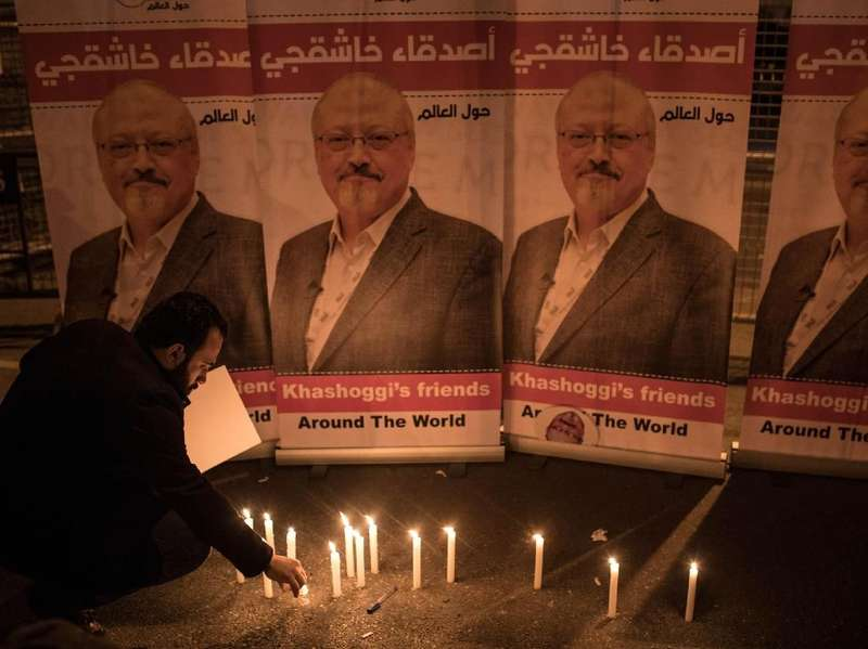 AS Bekukan Aset 17 Pejabat Saudi yang Terlibat Pembunuhan Khasoggi