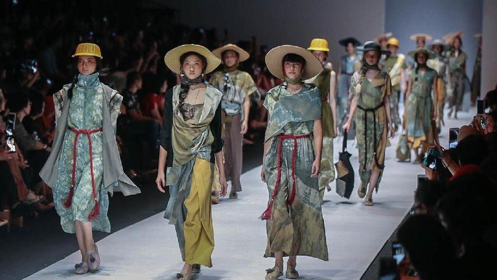 Jakarta Fashion Week 2020 Akan Dibanjiri Karya 268 Desainer dan Label