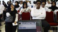 Sore Hari Pertama, 9.000 Orang Sudah Daftar CPNS