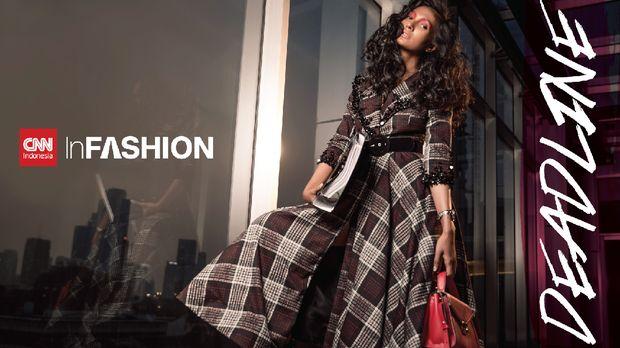 Model, Sang Pemberi 'Nyawa' pada Busana di Pekan Mode
