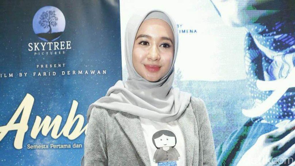 Di Jakarta Tanpa Suami, Laudya Cynthia Bella Sempat Tutup Komentar IG