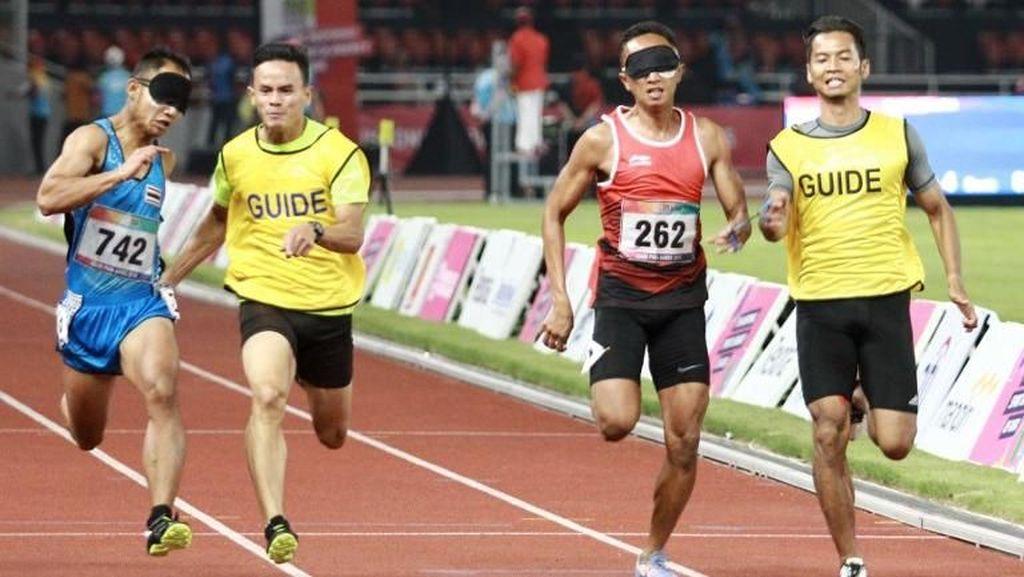 Debat Pilpres, Jokowi: Bonus Asian Para Games Bukti Peduli Disabilitas