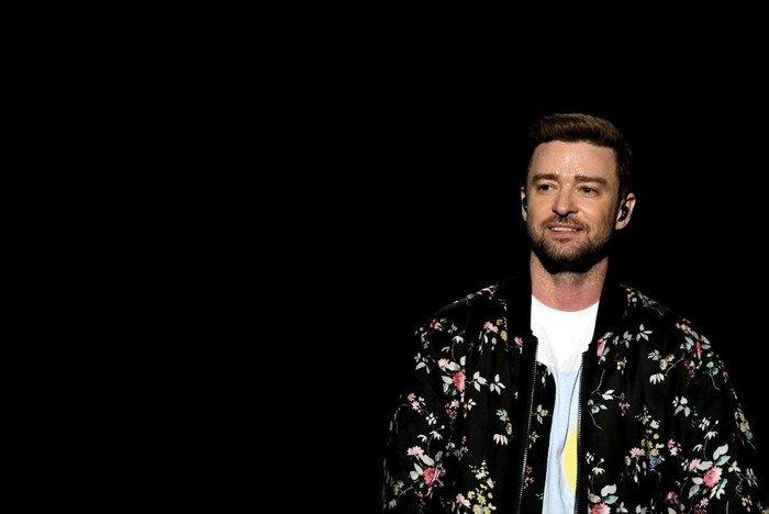 LAS VEGAS, NV - SEPTEMBER 22:  Justin Timberlake performs onstage during the 2018 iHeartRadio Music Festival at T-Mobile Arena on September 22, 2018 in Las Vegas, Nevada.  (Photo by Kevin Winter/Getty Images for iHeartMedia)