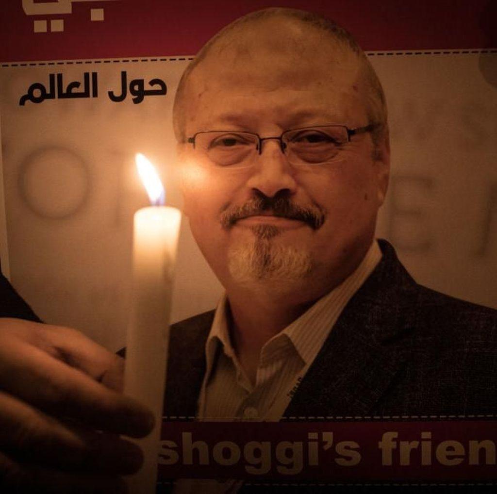 Kesimpulan CIA dan Bantahan Kakak MBS Soal Pembunuhan Khashoggi