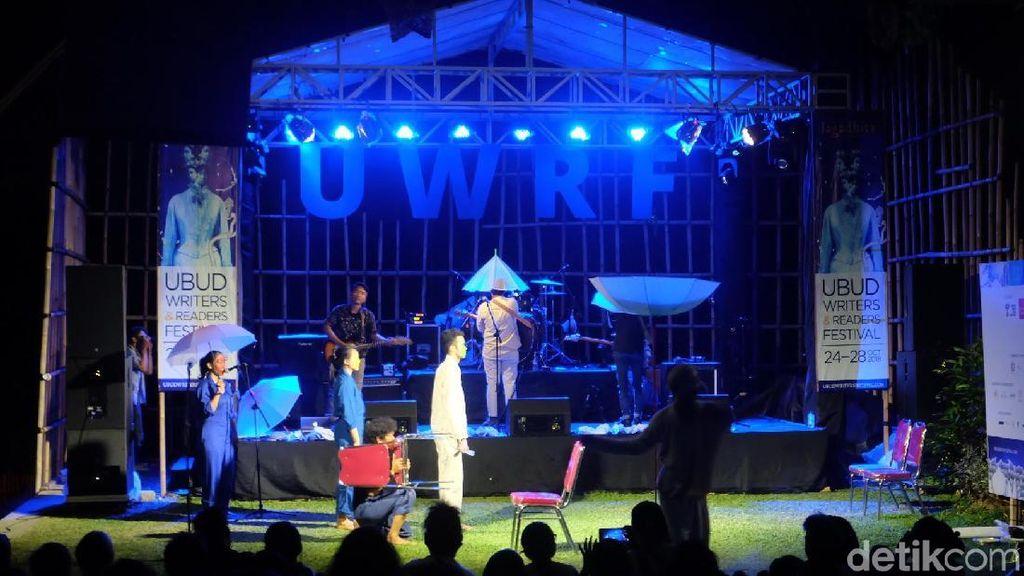 UWRF 2018 Mampu Menemukan Bibit Penulis Baru