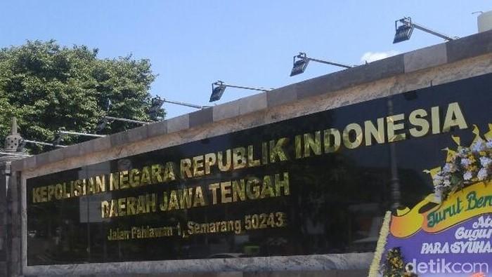 Polda Jawa Tengah