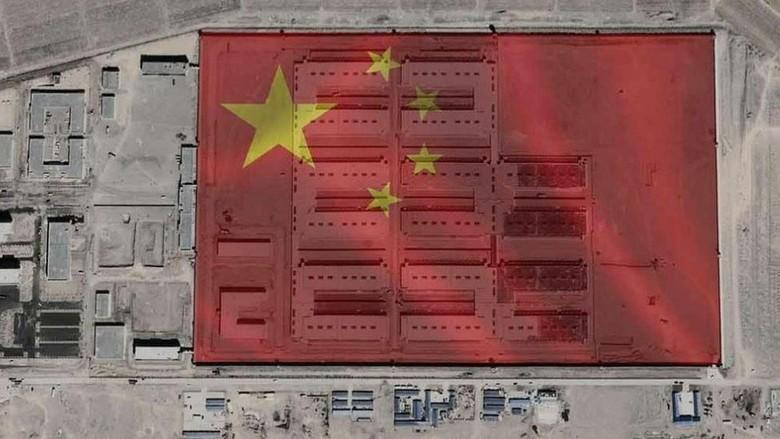 China Akan Undang Diplomat-diplomat Eropa ke Xinjiang