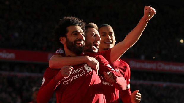 Mohamed Salah sempat minim gol di awal musim ini.