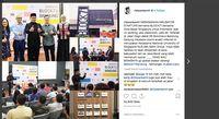 Ridwan Kamil Resmikan Block71 di Bandung
