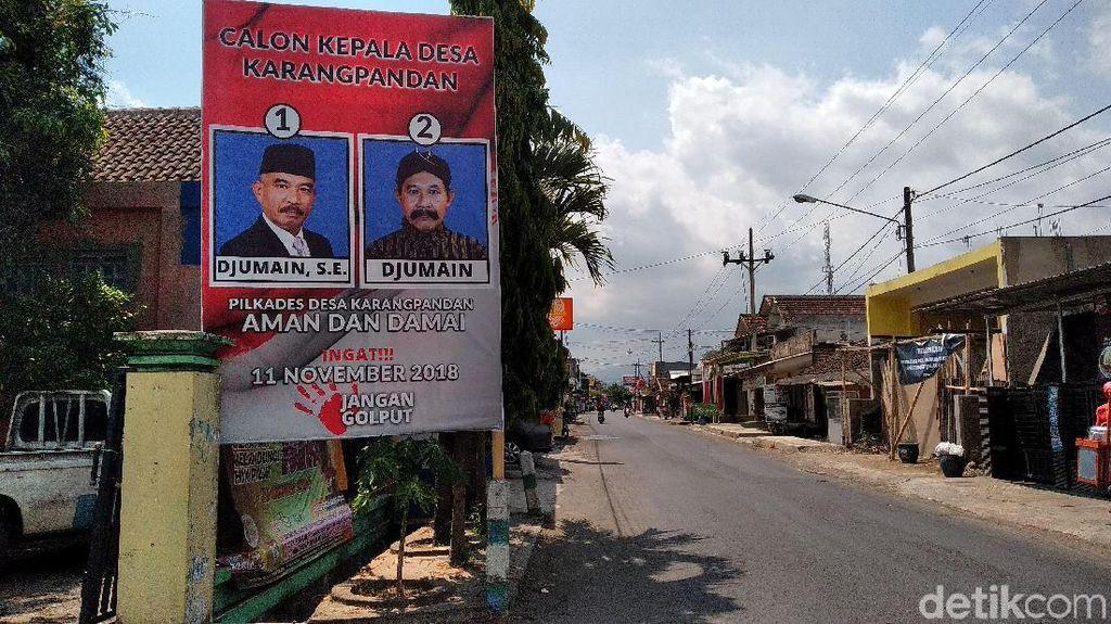 Duo Djumain dalam Pilkades Malang, Siapa yang Akhirnya Unggul?