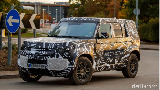 Asyik, Land Rover Tes Defender Terbaru
