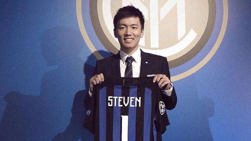 Baru 26 Tahun, Ini Profil Steven Zhang Presiden Baru Inter Milan