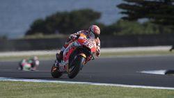 Marquez Tercepat di Latihan Bebas Ketiga MotoGP Australia