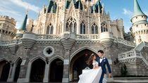 Seru! Wanita Ini Tiap Hari Bikin Kue Pengantin Bertema Disney