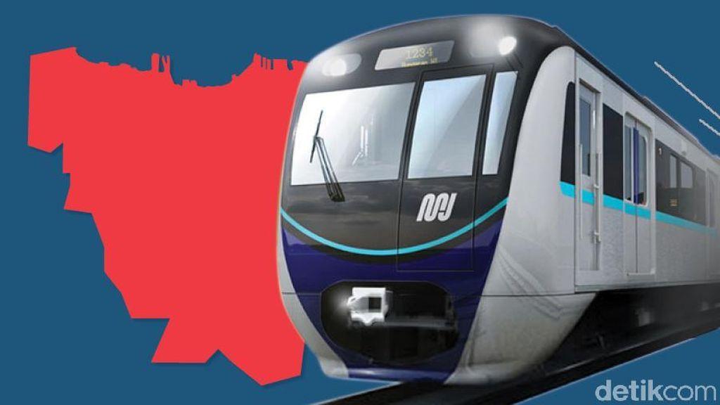 Lebak Bulus ke HI Naik MRT, Kopaja, hingga Ojol, Murah Mana?