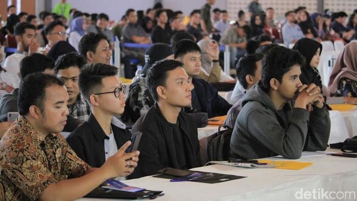 Ratusan Pemuda Jabar Belajar Industri 4.0 Bareng Pengusaha Muda