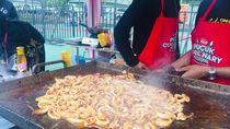 Jangan Ngaku Foodies Kalau Belum ke Pucuk Coolinary Festival