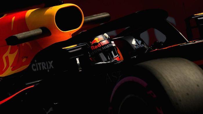 Max Verstappen tercepat di Free Practice II GP Meksiko. (Foto: Clive Mason/Getty Images)
