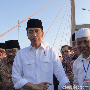 Bisakah Tol Trans Sumatera Kelar Tepat Waktu? Ini Kata Jokowi