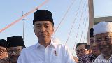 Soal RUU Pesantren, Jokowi: Jangan Sampai Ada yang Kontroversi