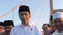 Setelah Sandi, Kini Jokowi Dicap Santri