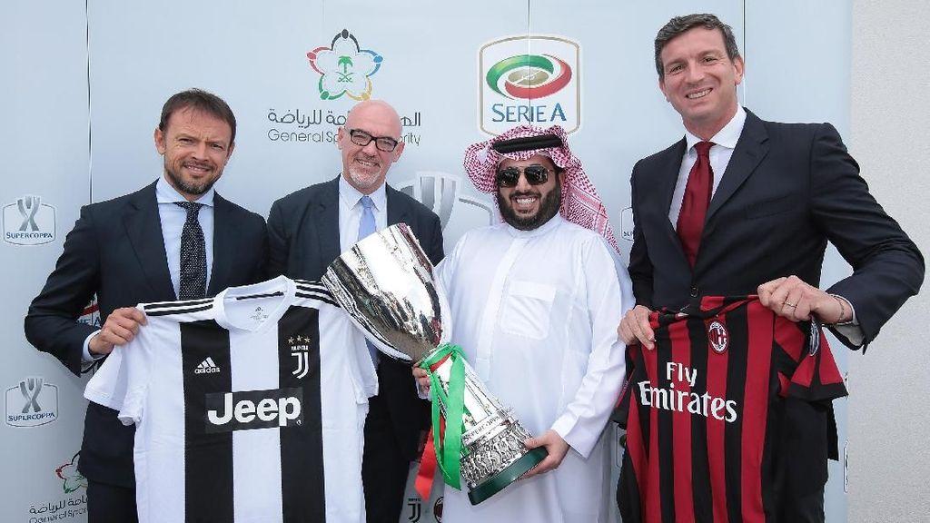Kasus Jamal Khashoggi dan Rencana Juventus vs AC Milan di Arab Saudi