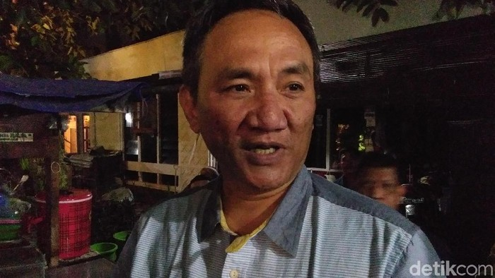 Wasekjen PD Andi Arief