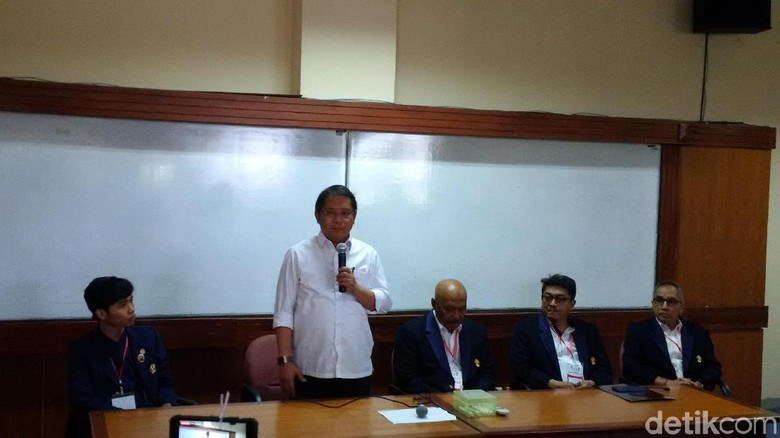 Pemilihan Rektor Unpad Periode 2019-2024 Diperpanjang