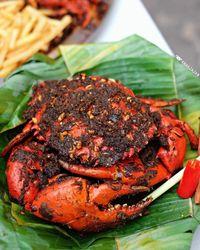 Ada Kepiting Papua yang Bikin Ngiler di 5 Restoran Ini