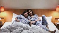 Berupaya Tetap Tegar, Mikha Tambayong Nyanyikan Lagu di Hadapan Jenazah Ibunda