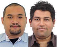 Marshall Utoyo dan Krishnan Menon