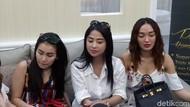 Dewi Perssik, Ayu Ting Ting dan Zaskia Gotik Sama-sama Ember