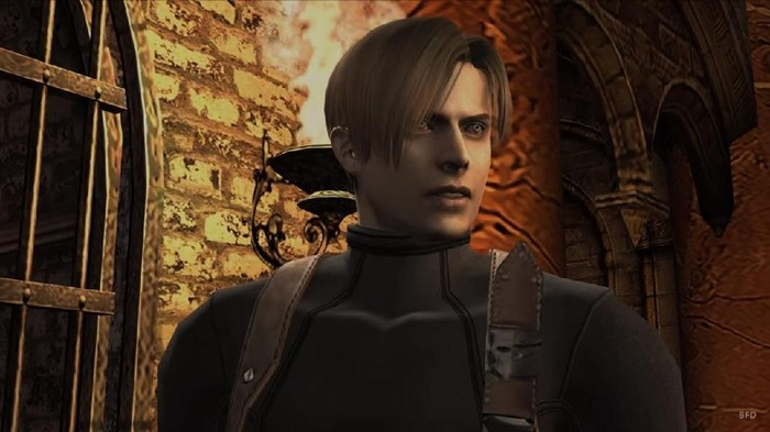 Aksi Leon S. Kennedy di Resident Evil 4 akan segera hadir di Nintendo Switch. Foto: YouTube/Boss Fight Database