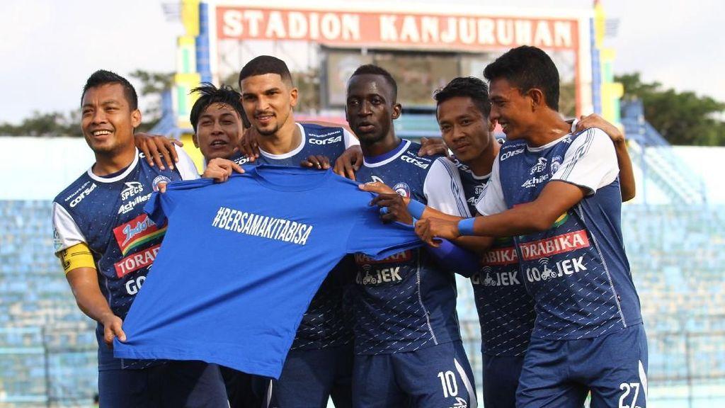 Klub Diguncang Dugaan Pengaturan Skor, Tiket Arema FC Vs Persib Ludes